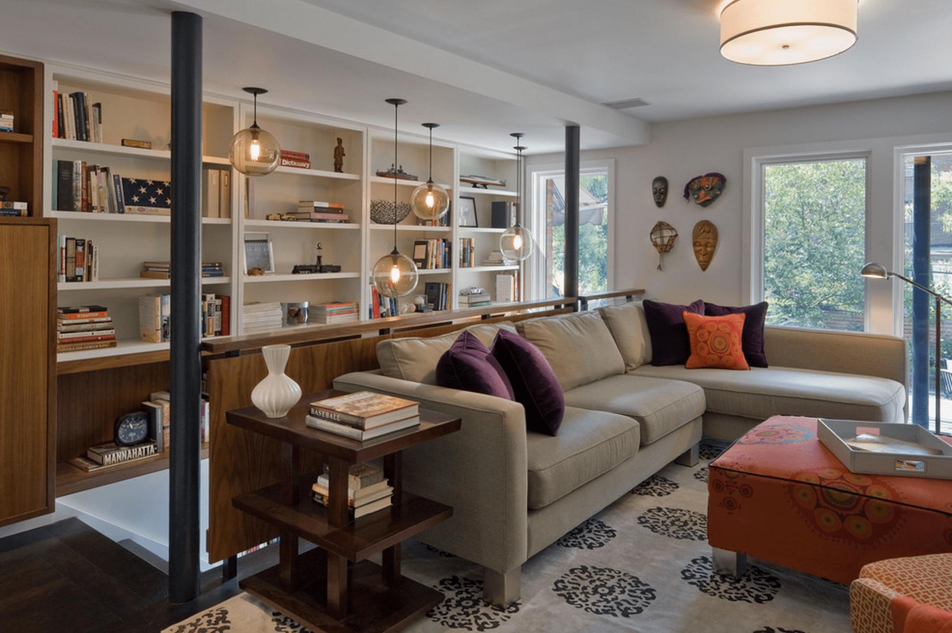 Awe Inspiring 15 Beautiful Living Room Lighting Ideas Download Free Architecture Designs Lukepmadebymaigaardcom