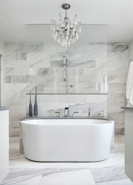 Dreamy Master Bathrooms To Covet Right Now - Master-bathrooms