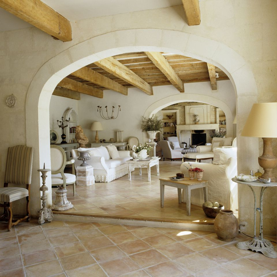 Provencal barn renovation