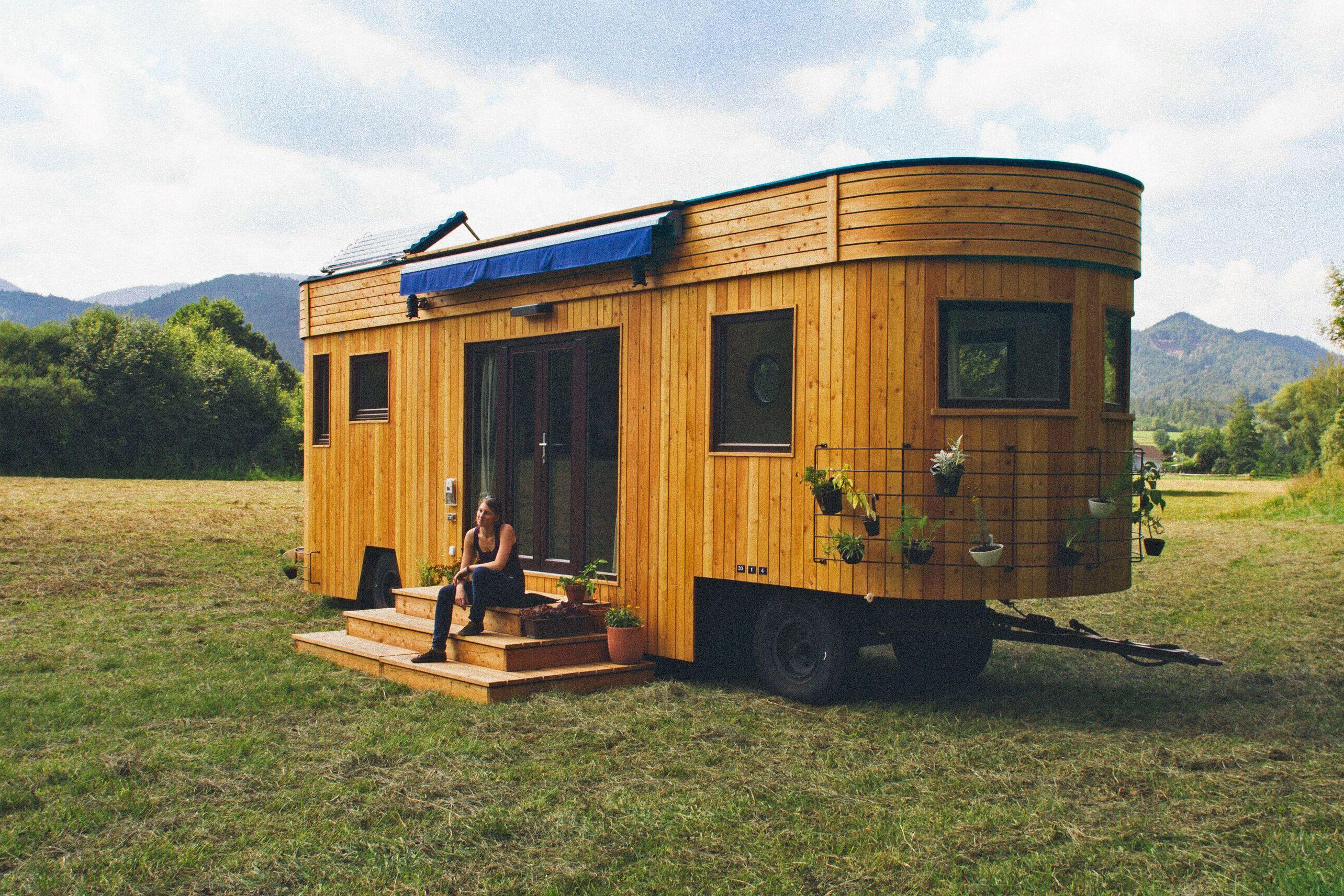Wohnwagen exterior