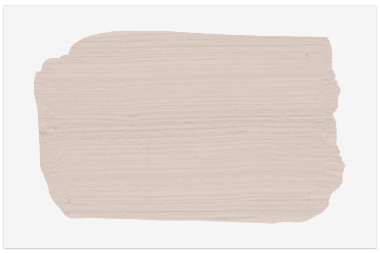 Benjamin Moore Soft Sand paint swatch