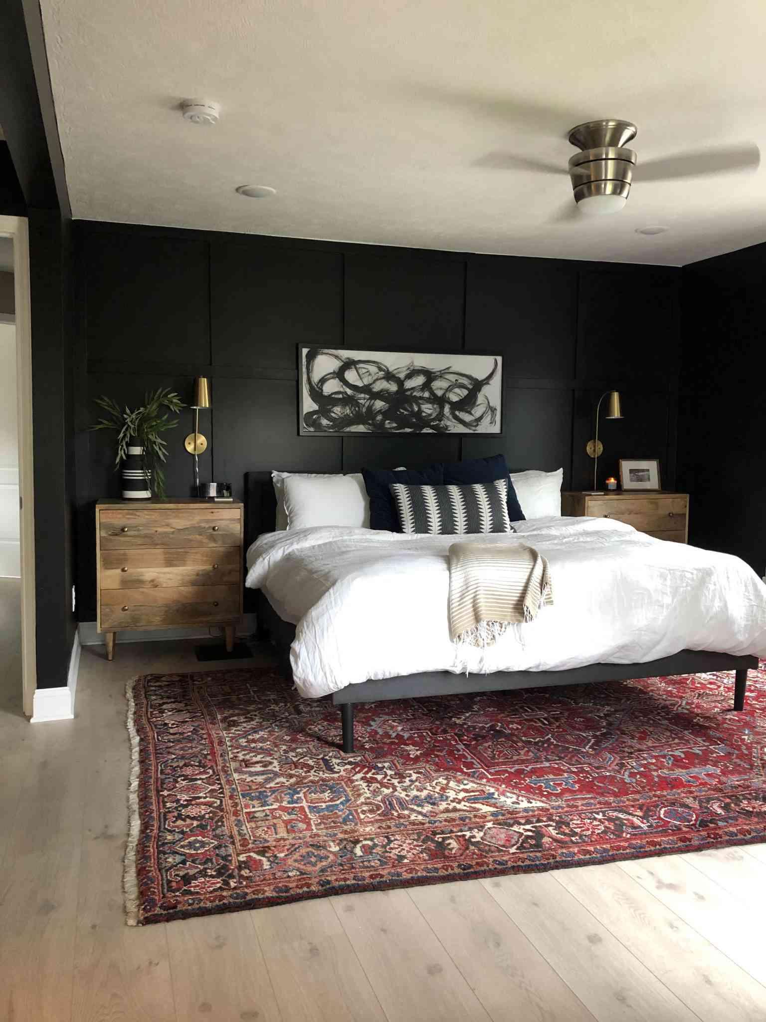 Miranda Schroder bedroom