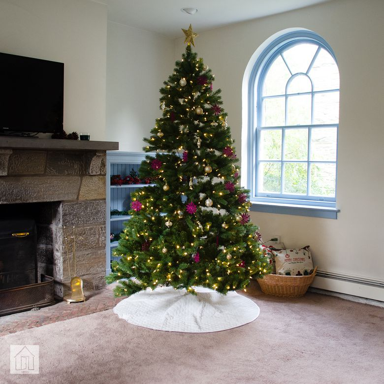 National Tree Company Downswept Douglas Fir Christmas Tree