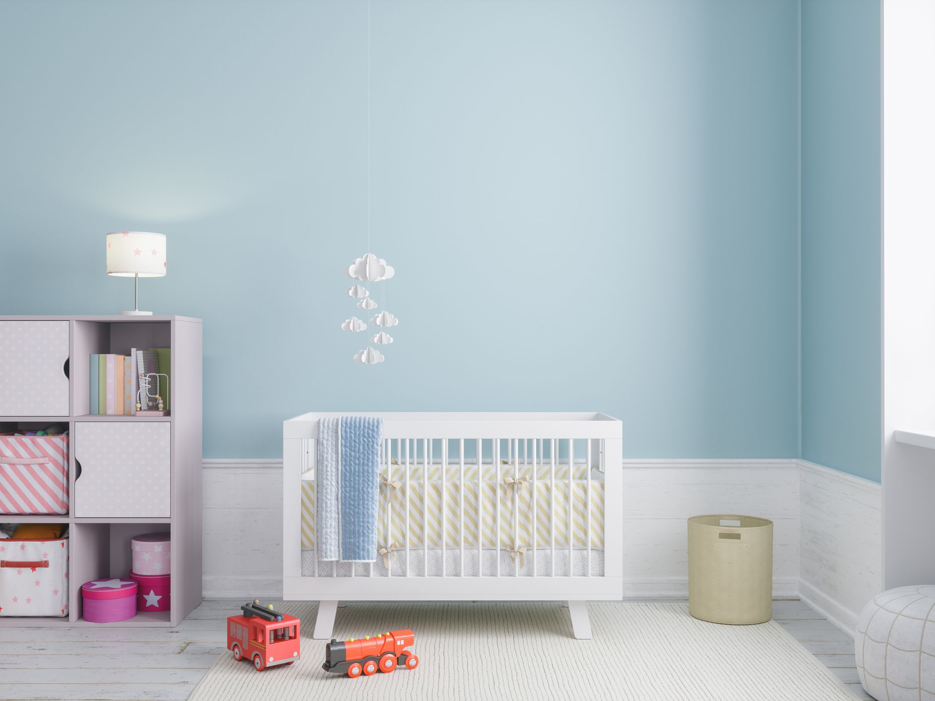 The 28 Best Nursery Paint Colors