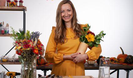 melanie berliet and gourd vases