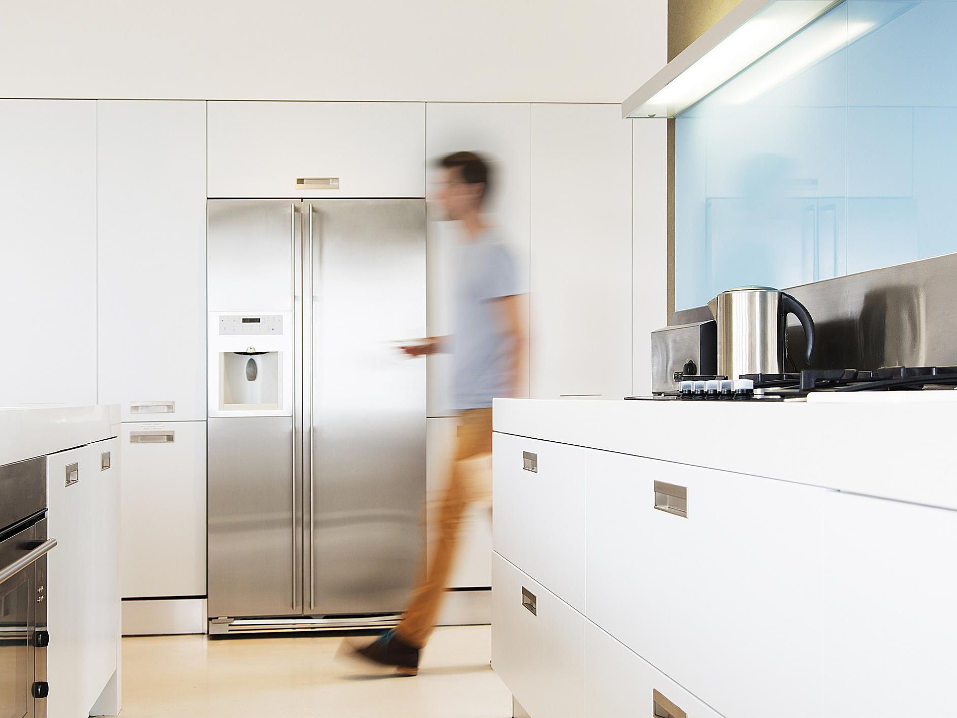 The Pros And Cons Of A Counter Depth Refrigerator