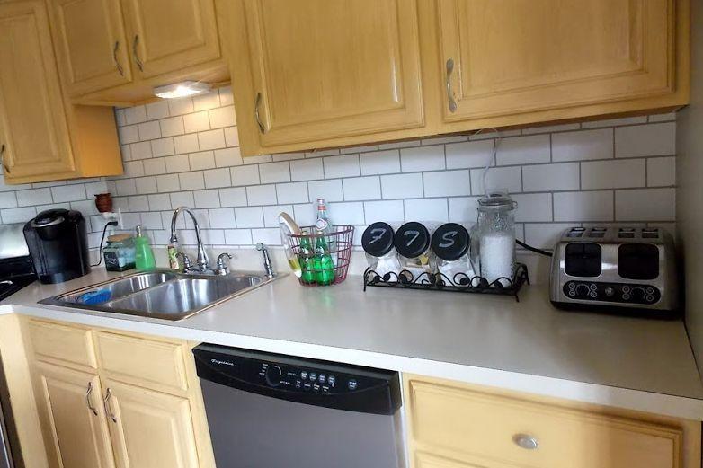 13 Removable Kitchen Backsplash Ideas