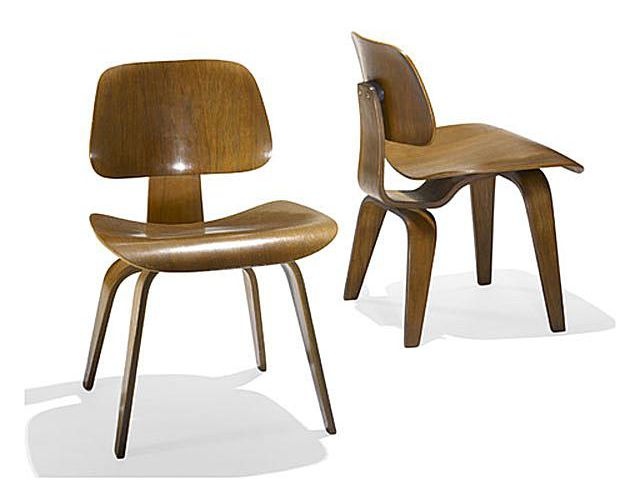 Eames Mid Century Modern Furniture Identification Guide