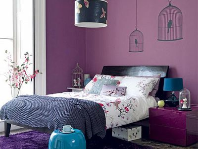 7 Bright Bedrooms Show Off Every Color Of The Rainbow