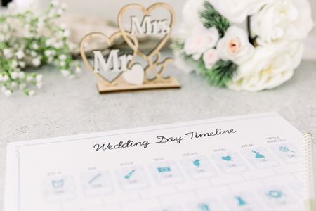 Free Wedding Itinerary Templates And