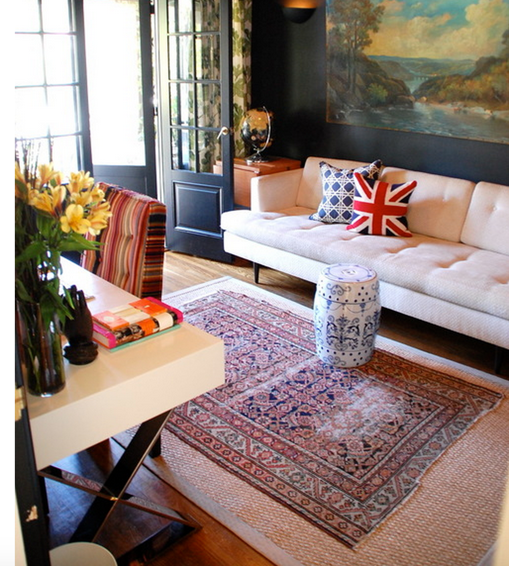 5 Things To Think About When Layering Rugs