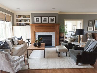 Living & Family Room Design