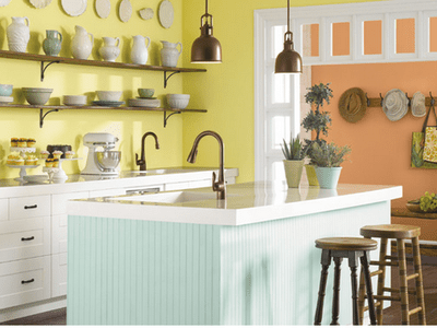 kitchen wall colors grey kitchen paint colors you need to try color generators and help for interior schemes