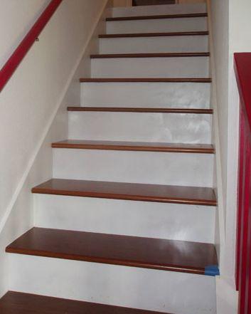 Idea de diseño de escalera simple