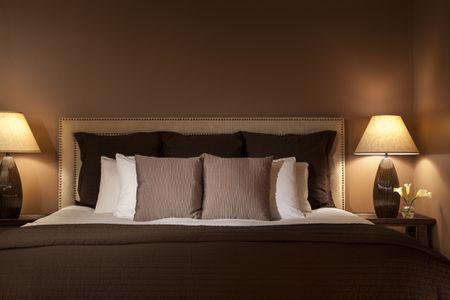 Unique Brown Paint Colors for Bedrooms