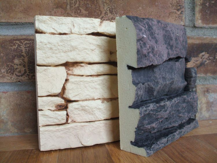 Faux Stone Samples