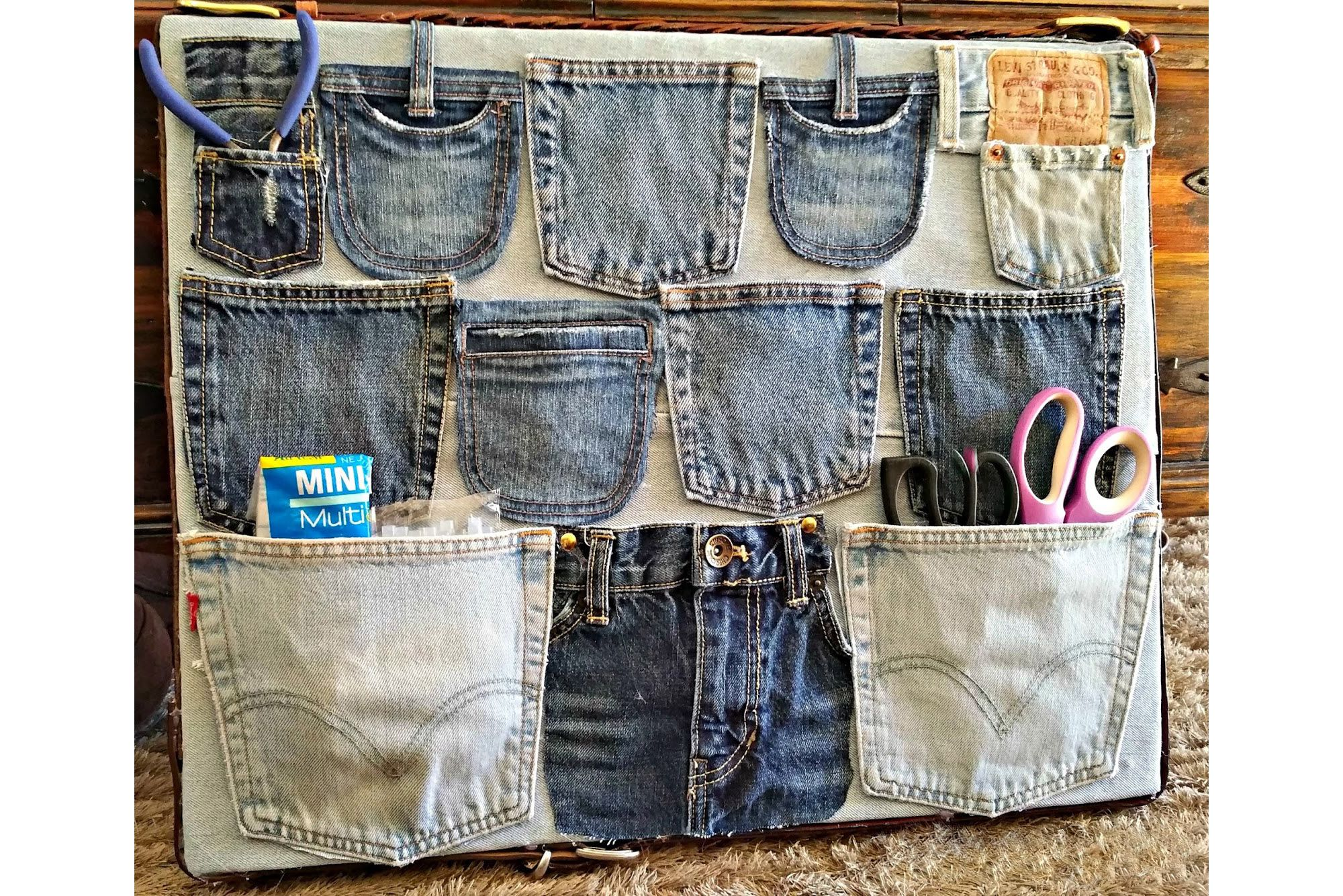 280e2e3cfde4 7 Stylish Ways to Repurpose Old Jeans into Home Decor