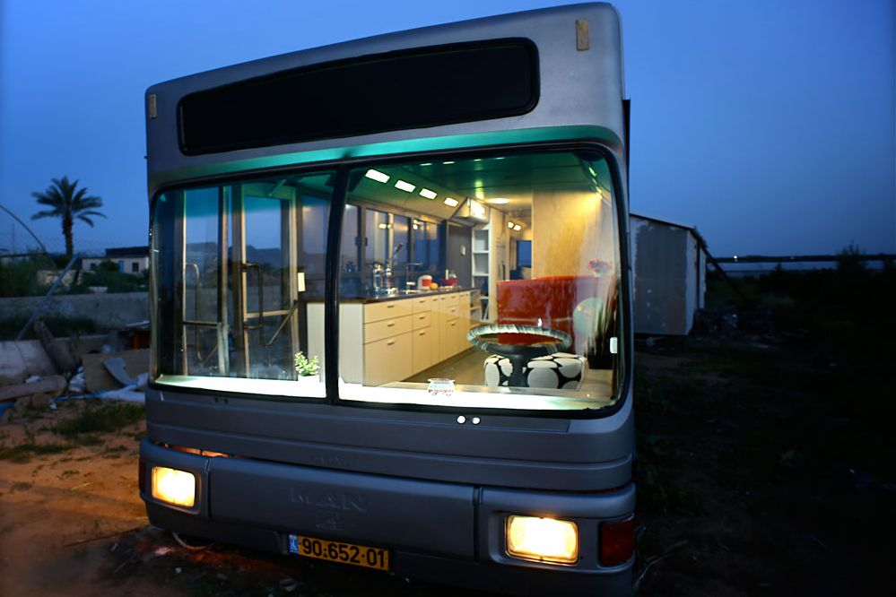 How to Convert a School Bus Into a Tiny House