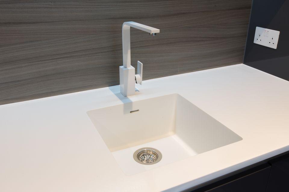 Corian Sink and Worktop