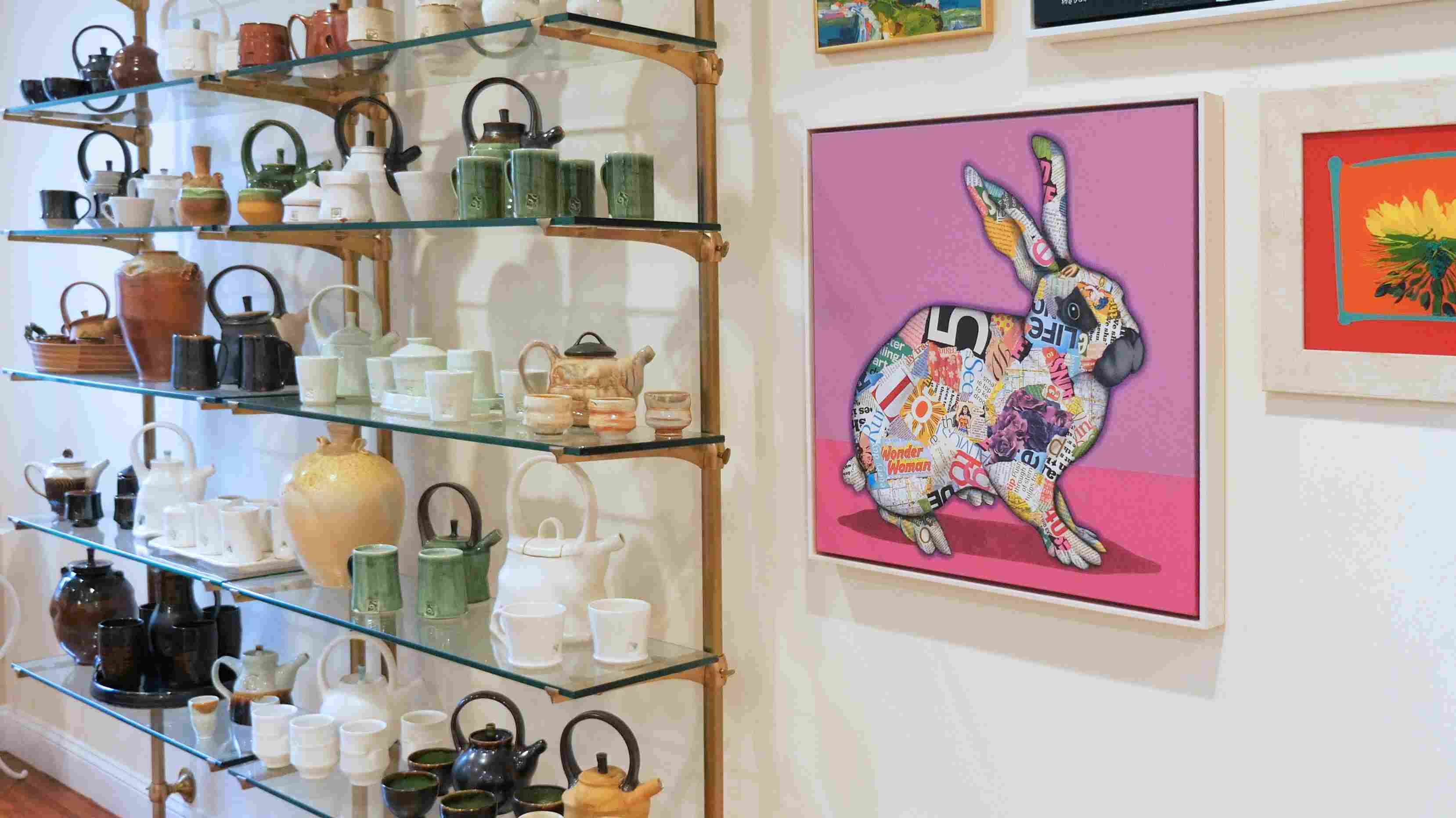 Colección de arte en el alquiler de apartamentos