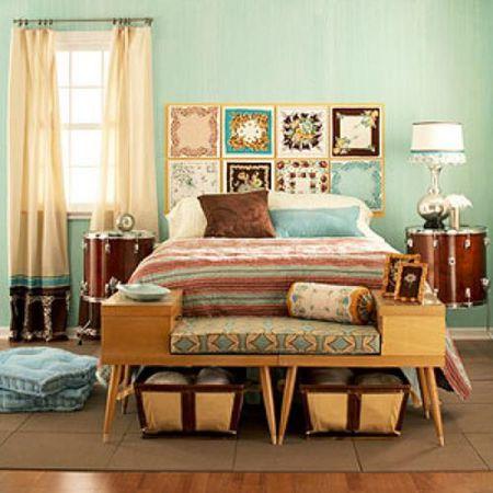 Vintage Bedroom Decorating Ideas And Photos Magnificent Vintage Bedroom Design
