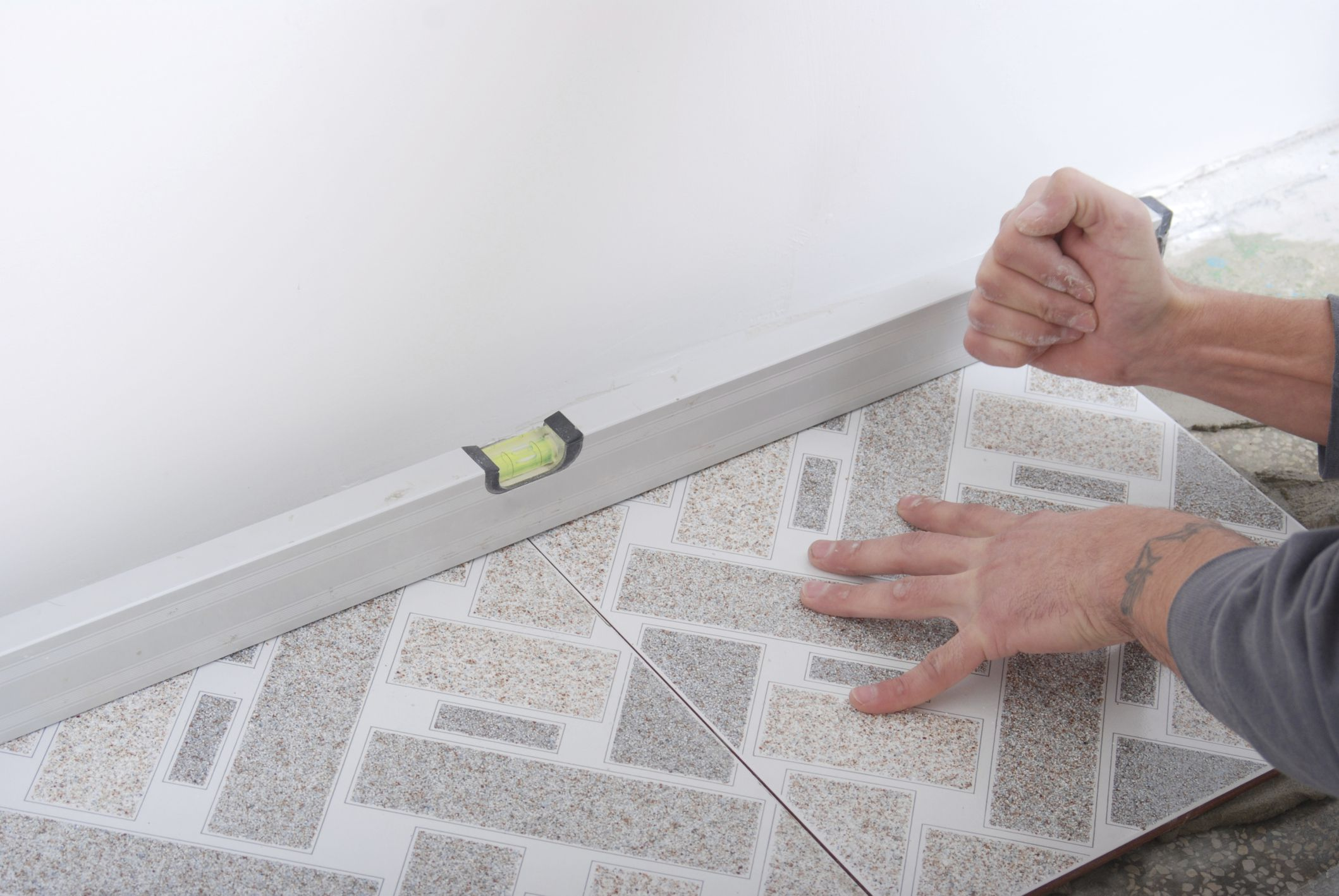 Advantages Of Glue-Down Adhesive Floor Tiles