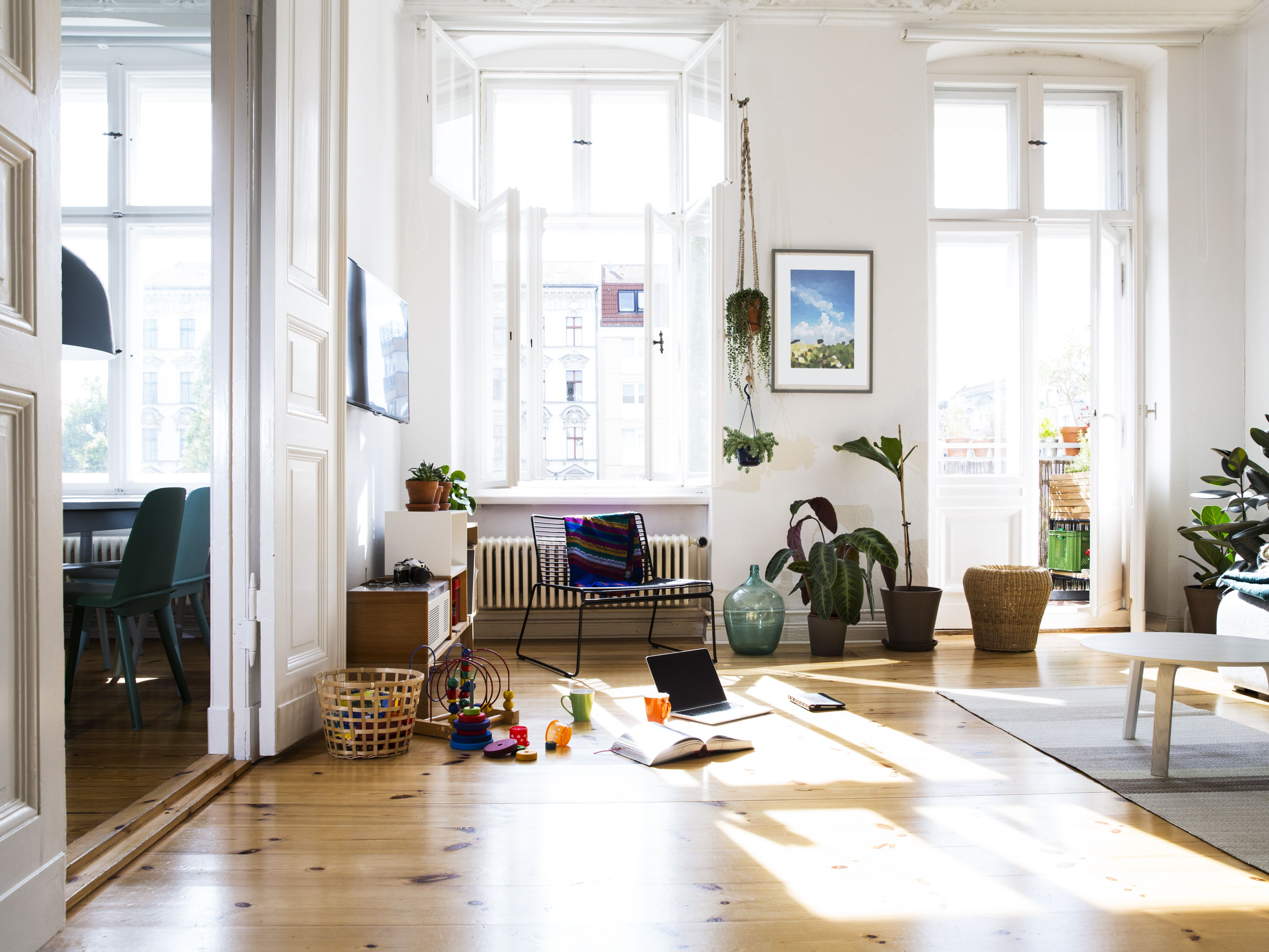 How To Ruin A Perfectly Good Living Room
