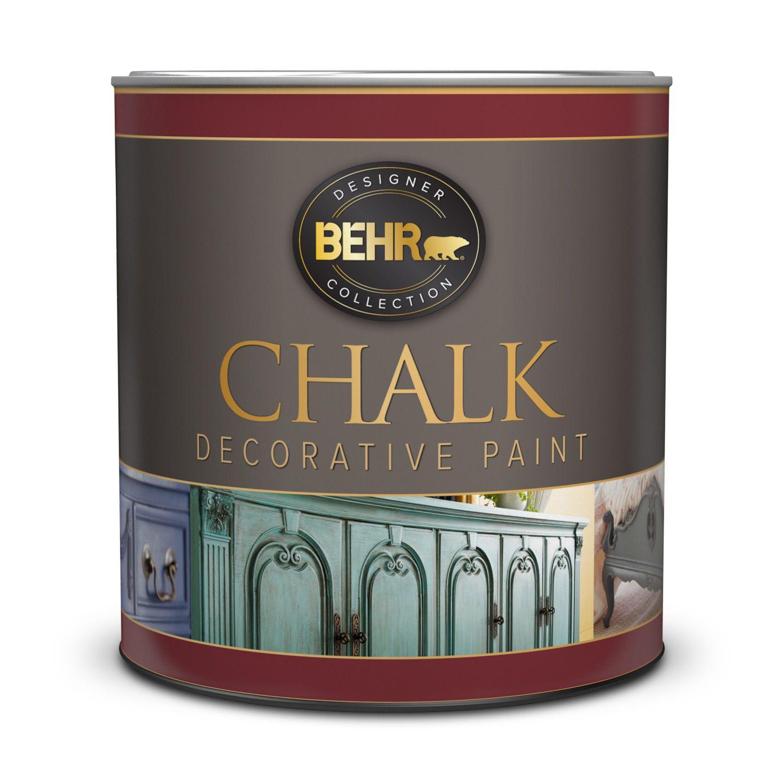 BEHR Chalk Decorative Paint