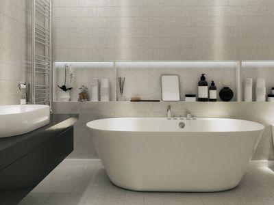 Stupendous 17 Small Bathroom Shelf Ideas Home Interior And Landscaping Fragforummapetitesourisinfo
