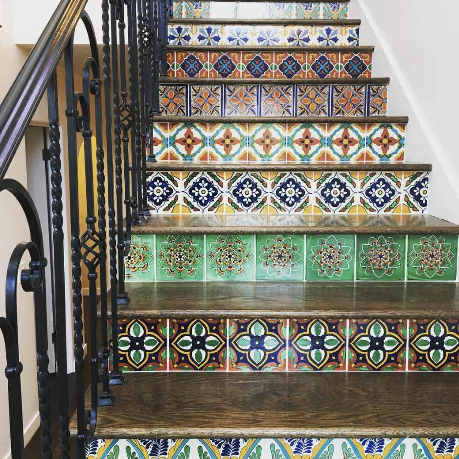 15 Incredible Mediterranean Staircase Designs That Will: 15 Mediterranean Style Homes