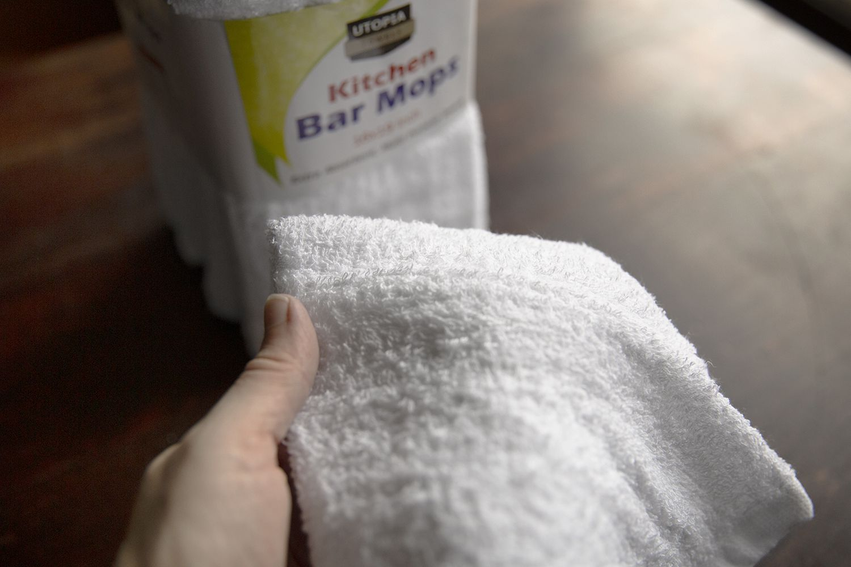 Utopia Towels Kitchen Bar Mops