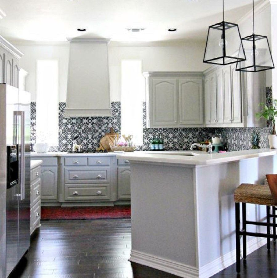 Before And After Of This Beautiful Open Concept Kitchen: Before And After Kitchen Remodels