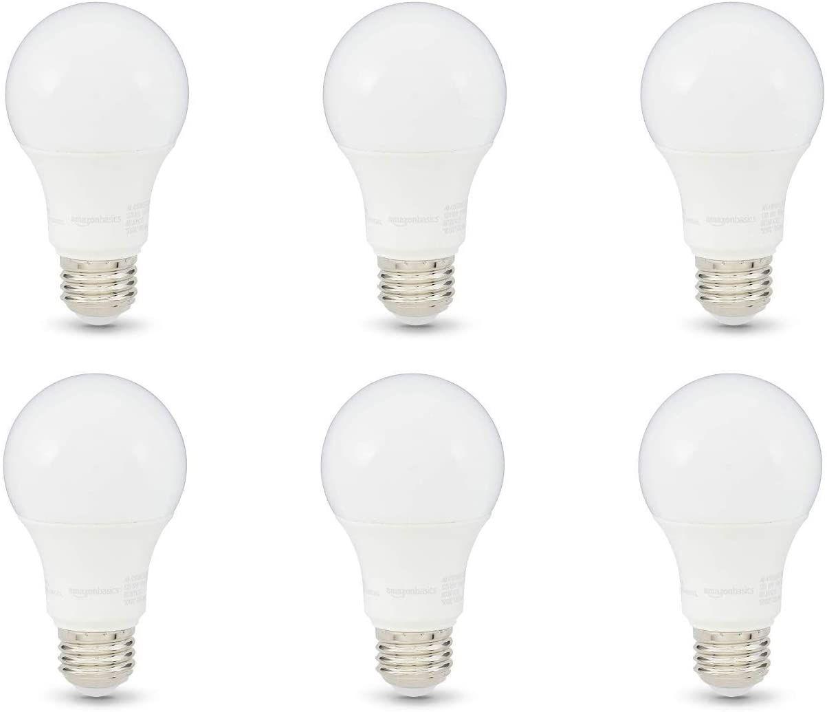 75-Watt-Equivalent Dimmable LED Light Bulbs