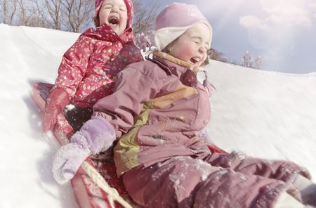 674e98ed35 Fun Games for Kids to Play on the Sledding Hill