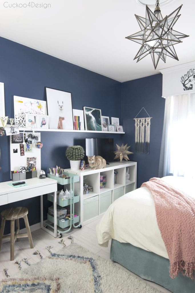 40 Cool Room Ideas For Teens Cool Teen Bedroom Design