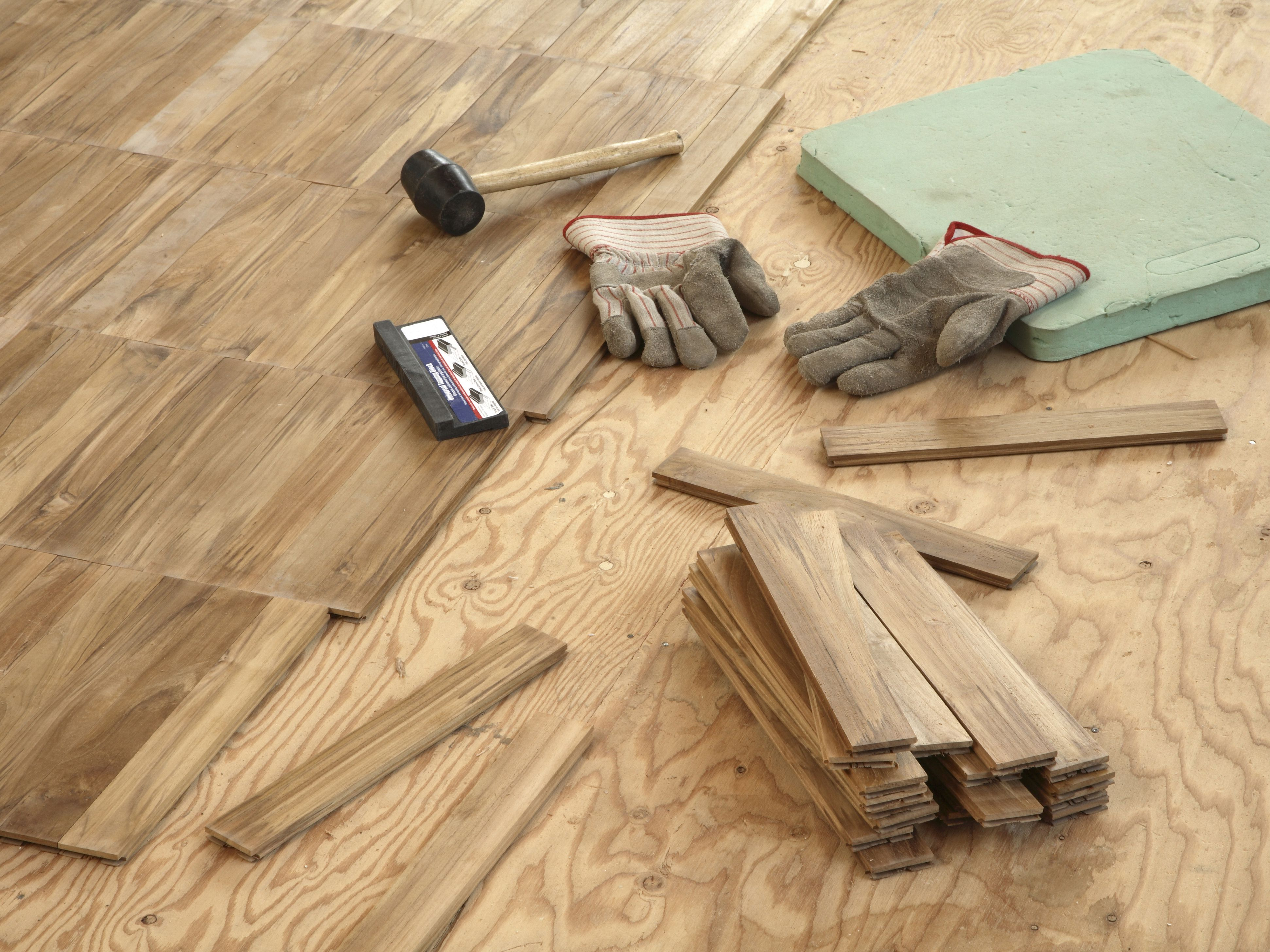 The Subfloor Is The Foundation Of A Good Flooring Installation