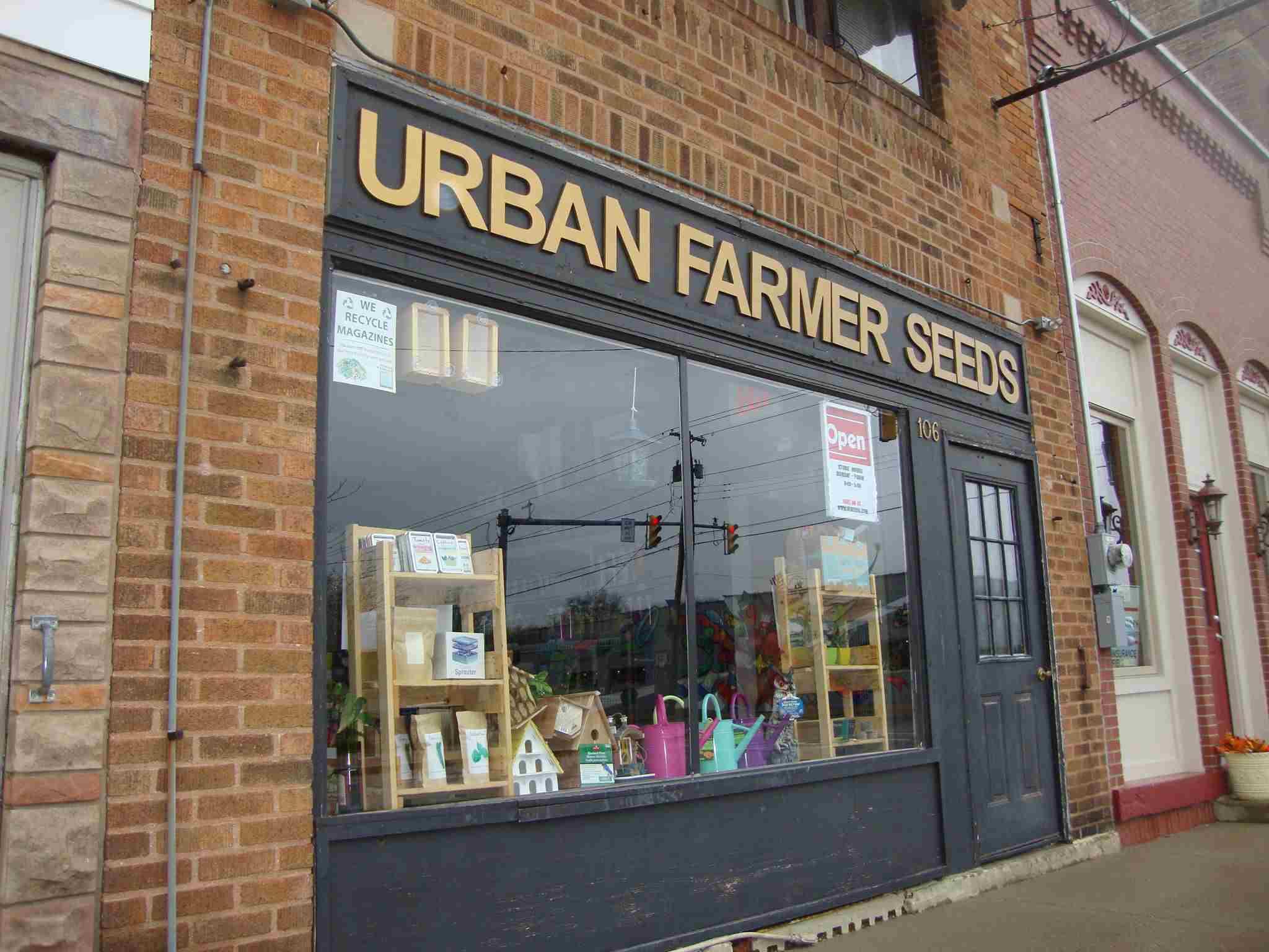 Tienda de Urban Farmer Seeds