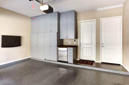 Before You Garage Cabinets