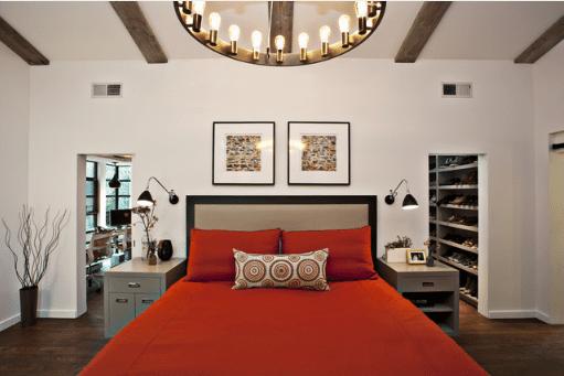 Dormitorio de Fiorella Design
