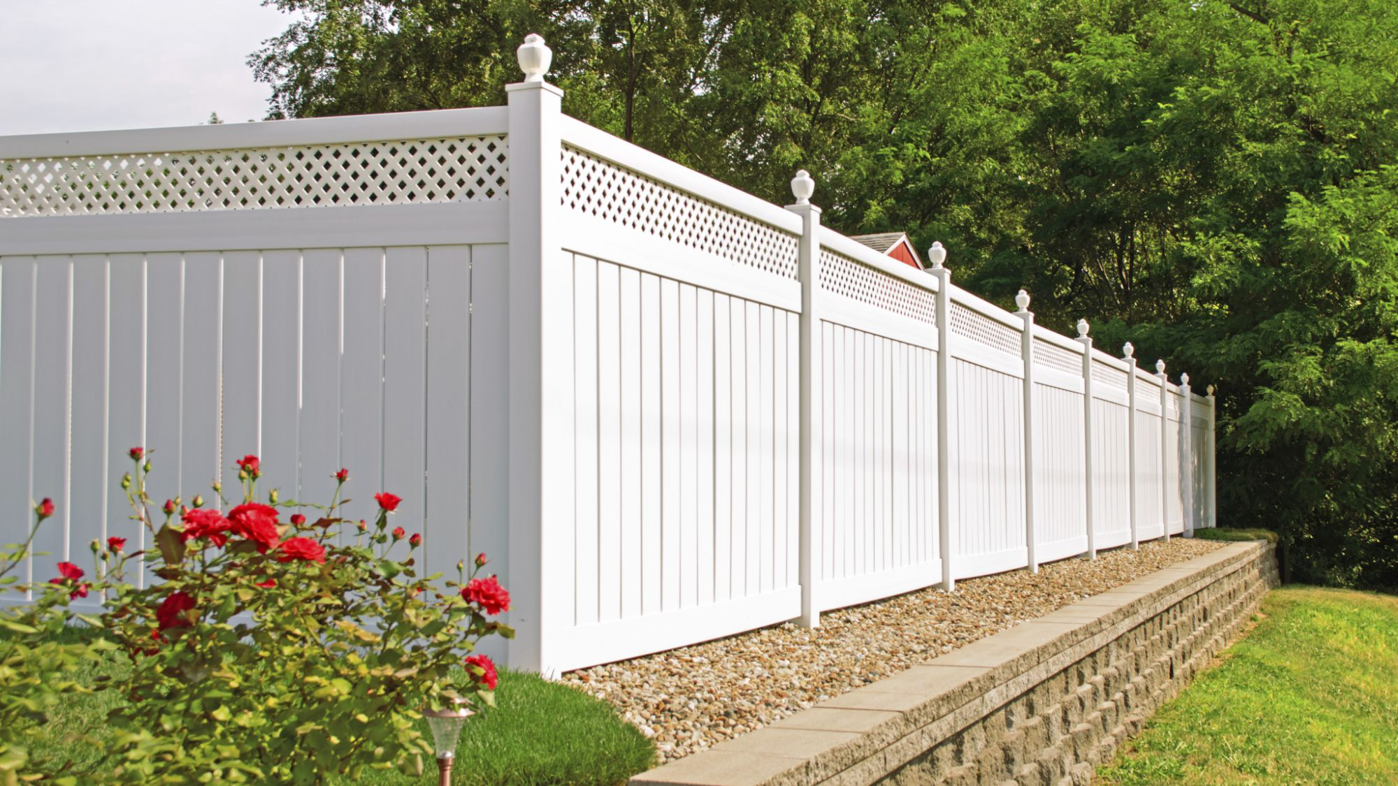 artificial green bamboo fence for decoration buy cheap.htm pvc plastic fencing vs wood  pvc plastic fencing vs wood
