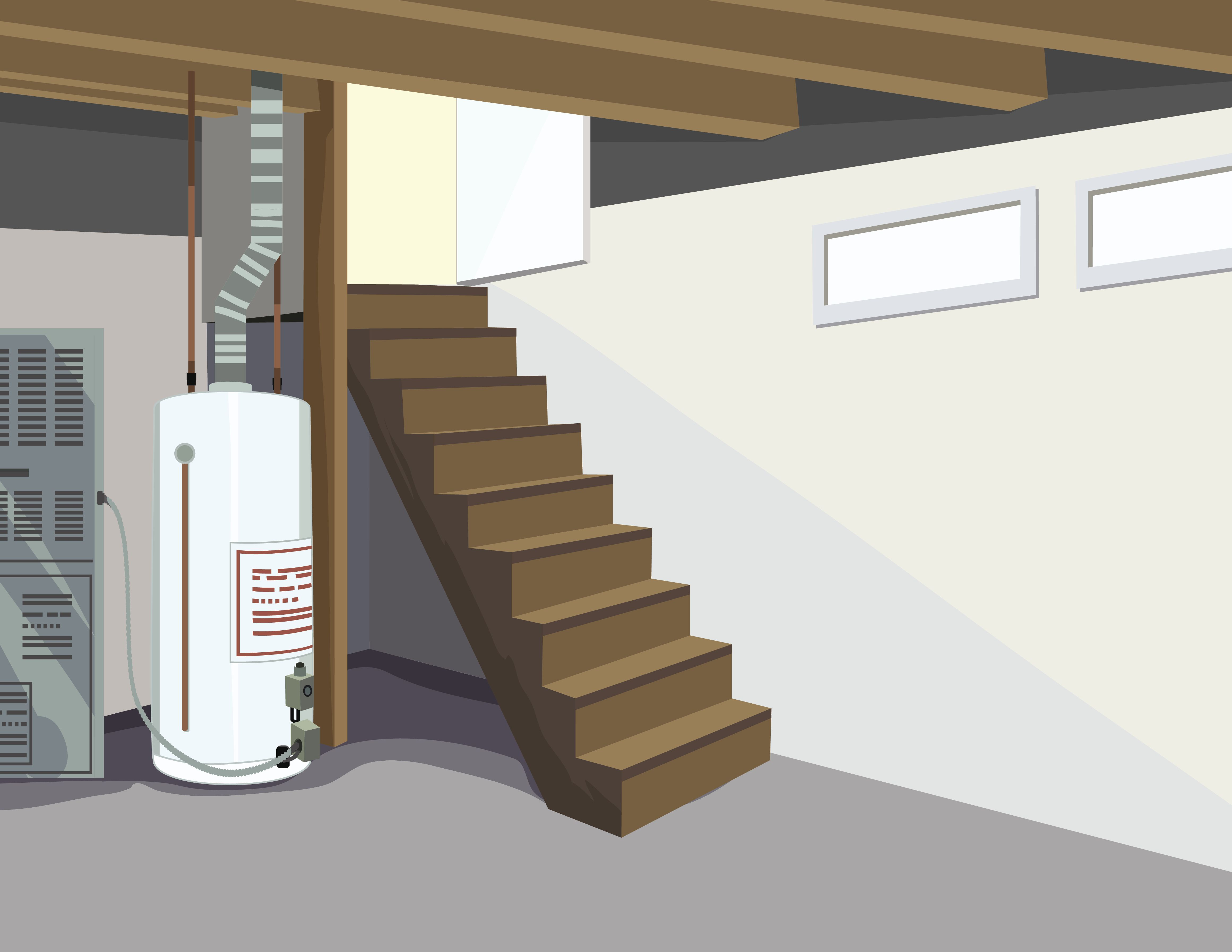 Types Of Home Heating Systems Electrical Wiring Basement Canada