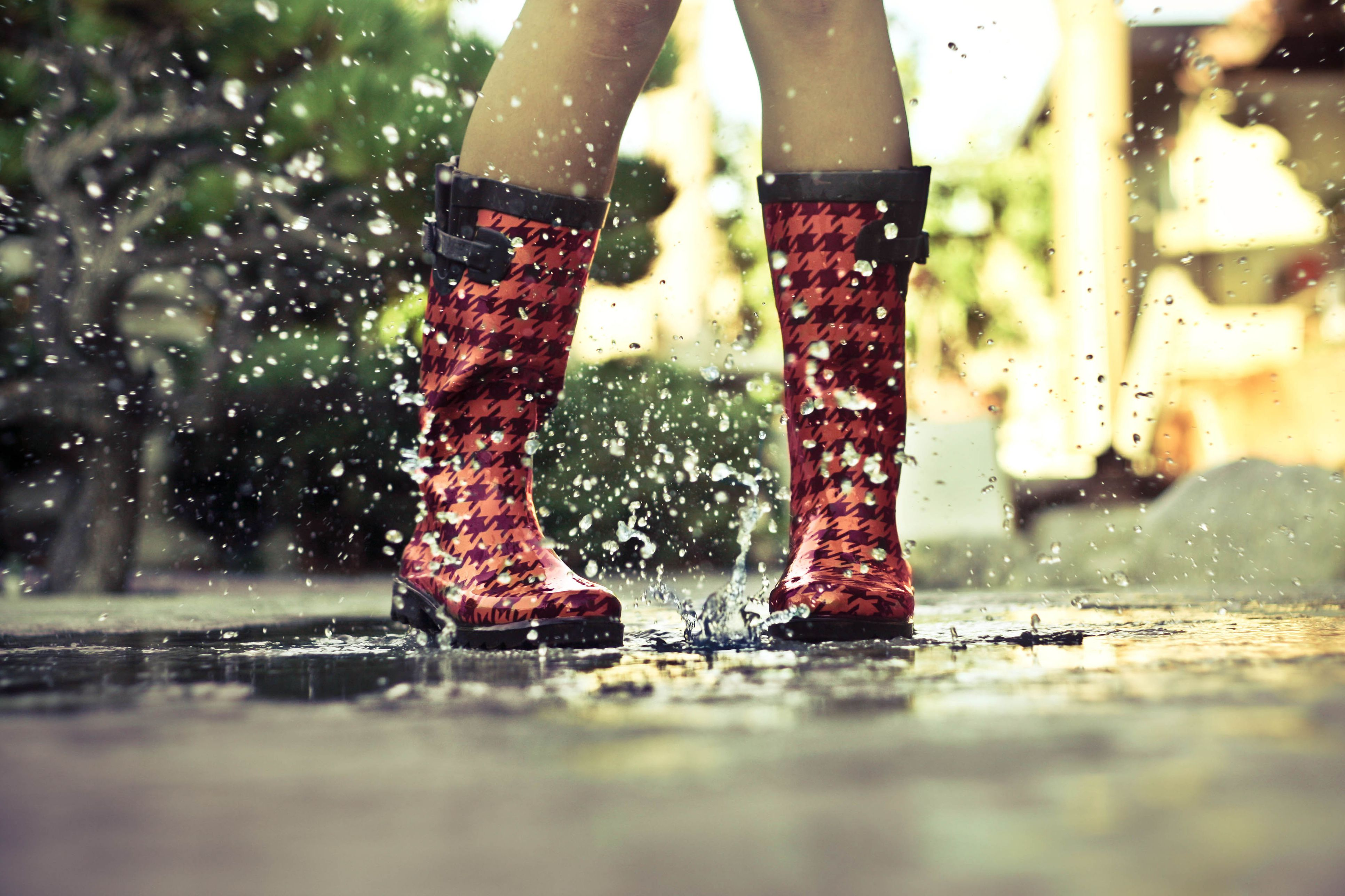 How To Clean Wellies Or Rubber Boots Inside And Out