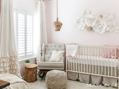 Tickled Pink 22 Fresh Takes On Nurseries Nursery Ideas