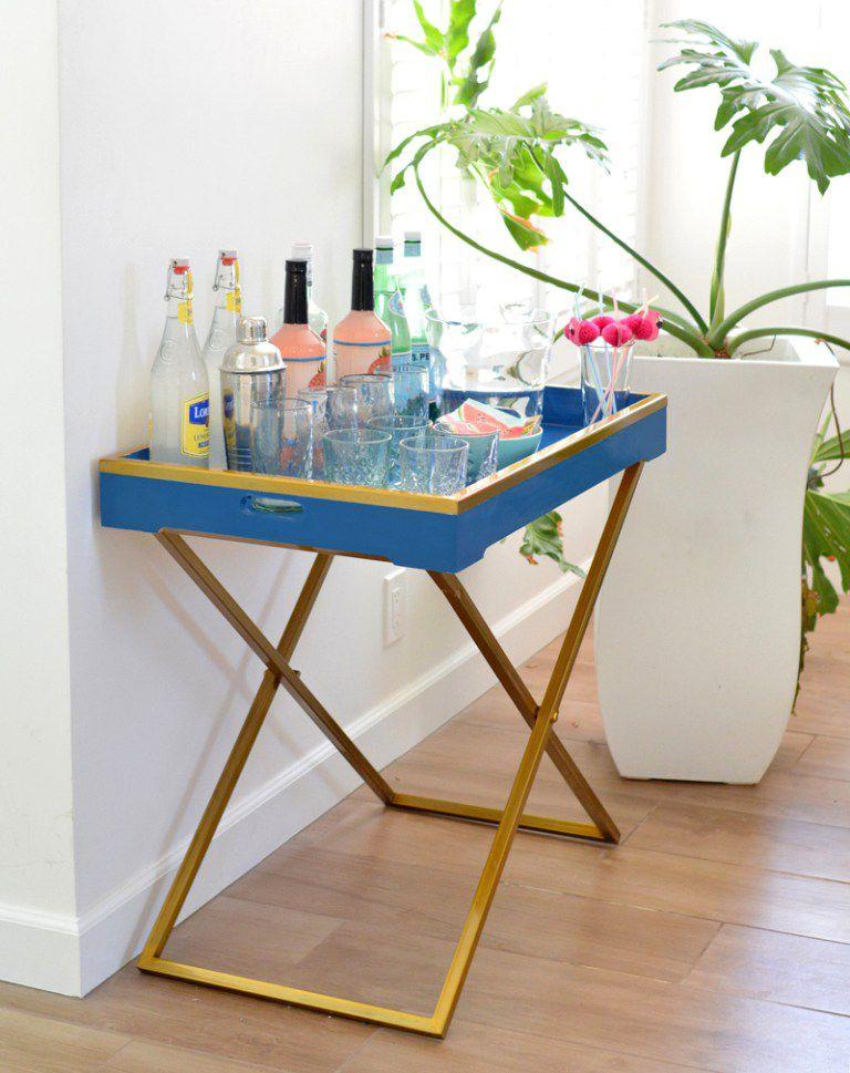 Budget bar decorating tips