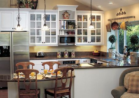 How To Fix Peeling Surfaces On Thermofoil Cabinets
