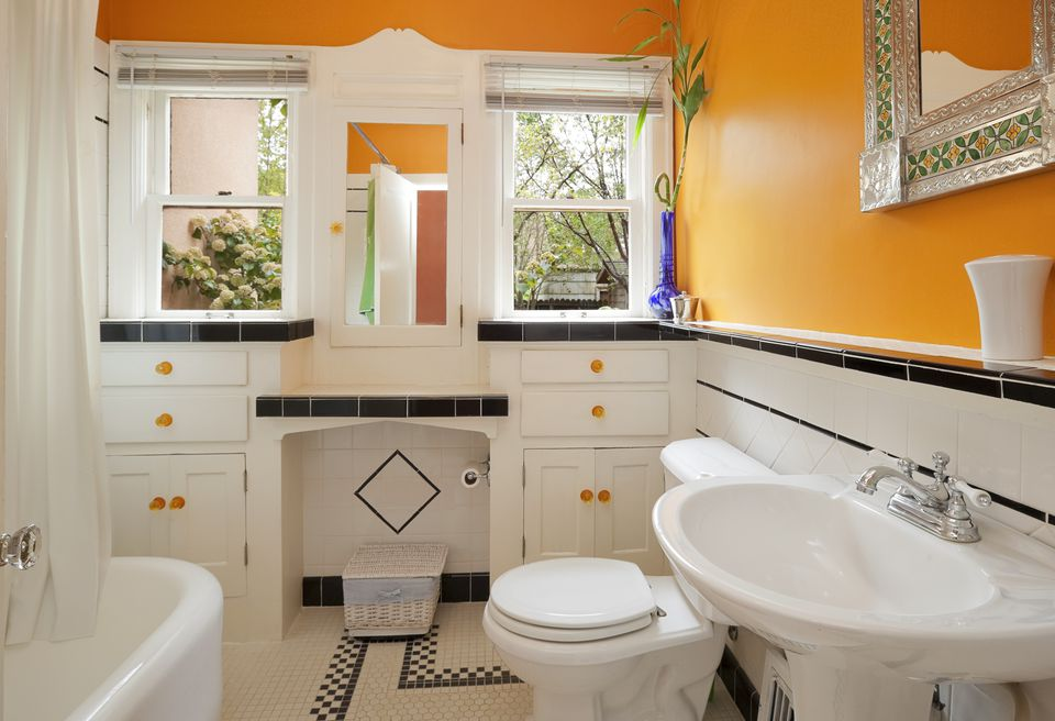 Bathroom Paint Colors To Inspire Your Design - Valspar bathroom paint