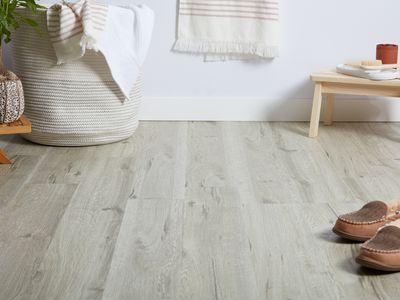 Home vinyl flooring