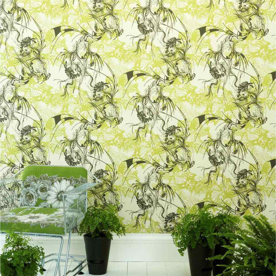 Where to Find the Best Eco-Concsious Wallpaper