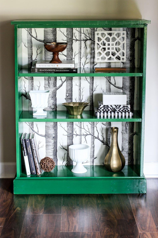 Cool Bookshelf Ideas 25 Diy Bookcase Makeovers Home Interior And Landscaping Fragforummapetitesourisinfo