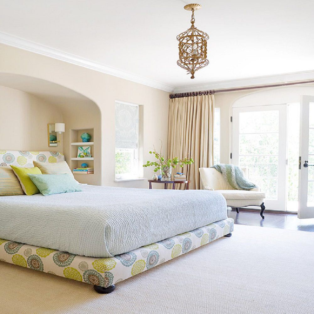 10 Strategies For Relaxing, Beautiful Bedrooms